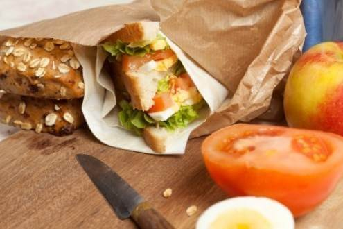 Cheap (but Healthy) Brown-Bag Lunches for $5