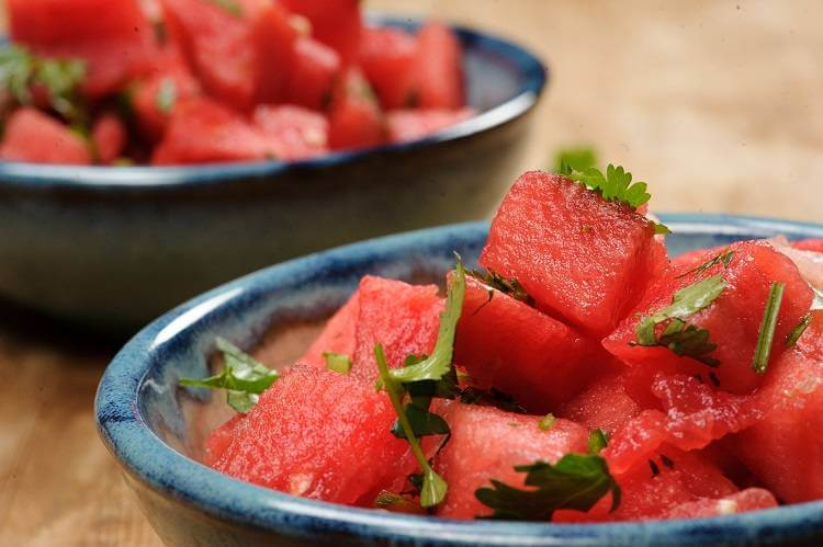 Weekly Recipe Round-Up: Watermelon with Jalapeno and Lime