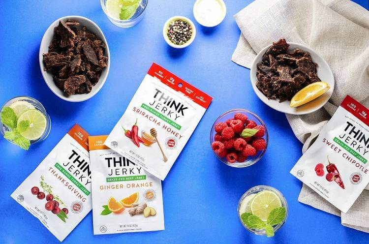 Think Jerky Giveaway