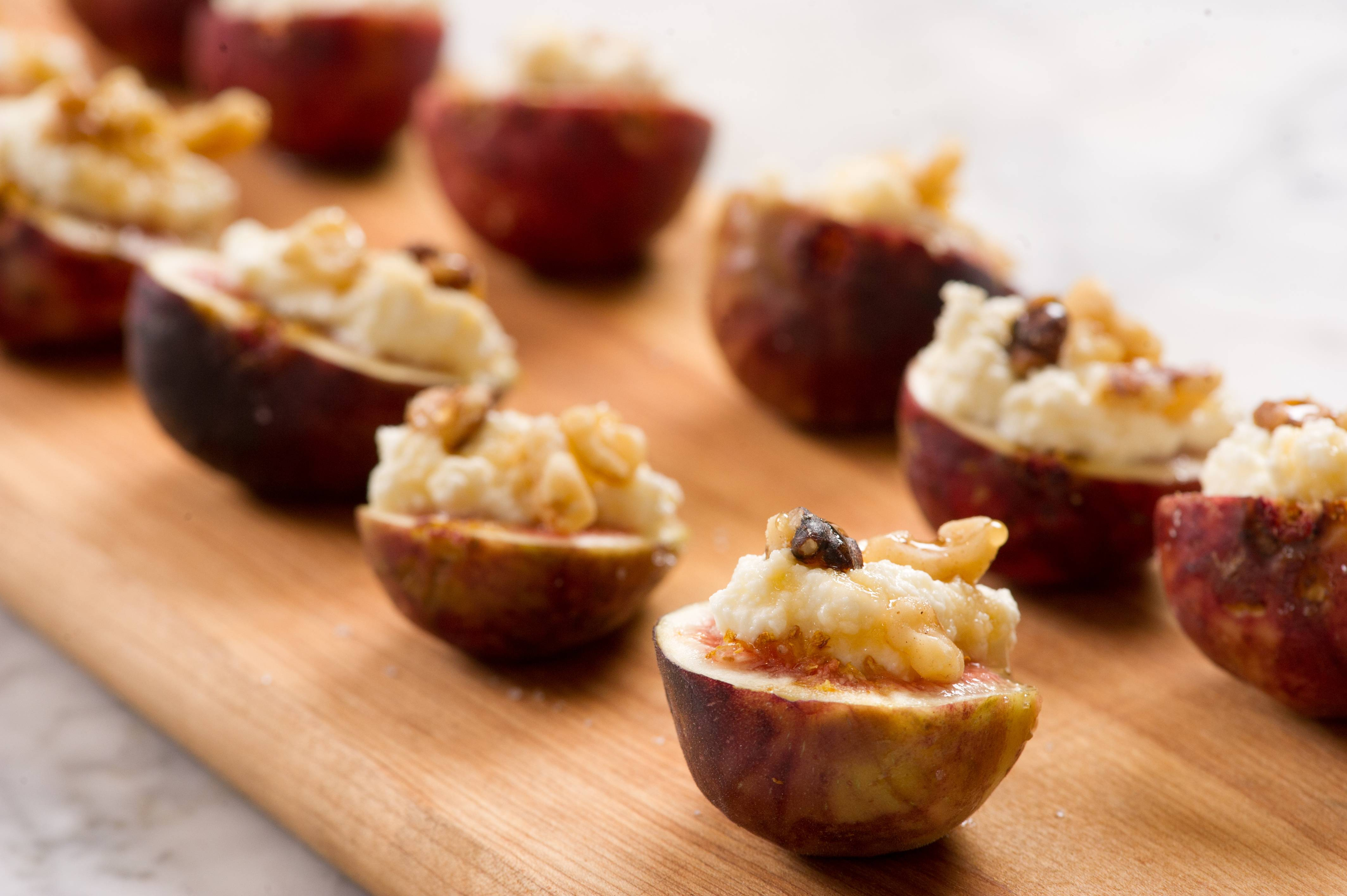 fig and ricotta