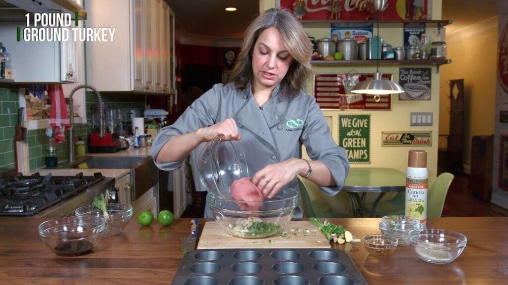 Asian Turkey Meatballs – Recipe & Video