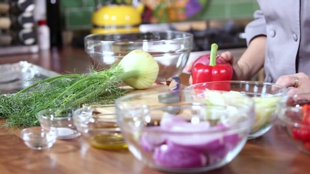 Sausage Sheet Pan Dinner: Recipe and Video