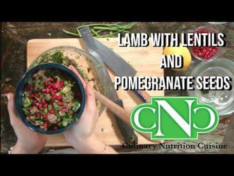 Lamb with Lentils: Recipe & Video