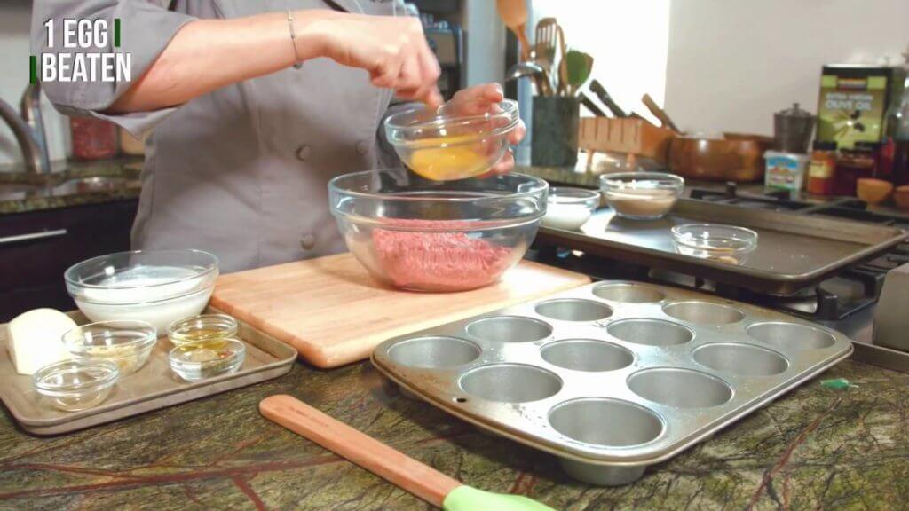 Cumin Meatballs & Coconut Cream: Recipe & Video