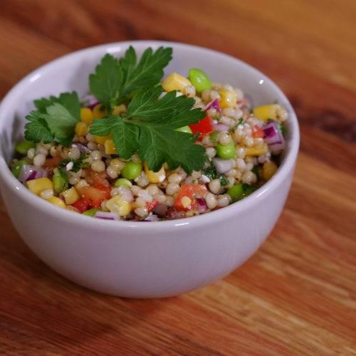 sorghum succostash instant pot