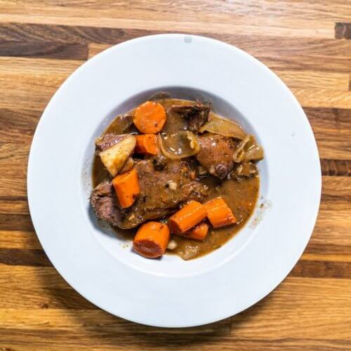 dutch oven pot roast