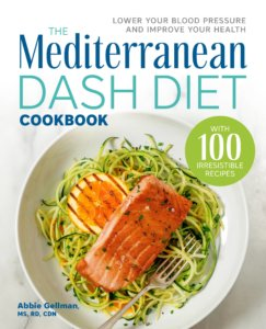 mediterranean dash diet cookbook