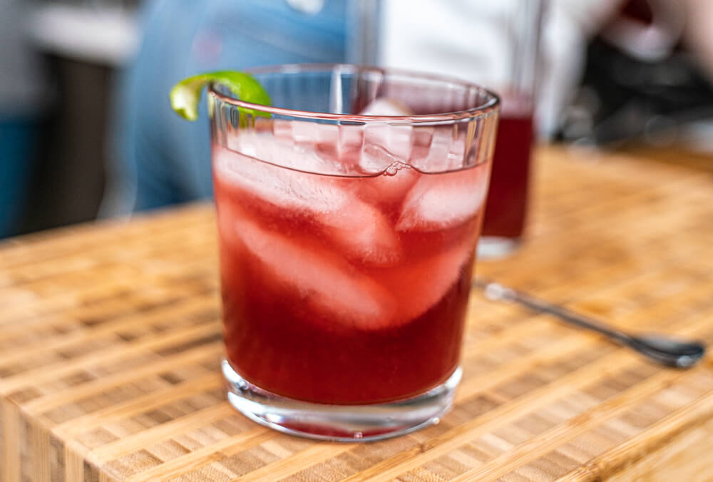 cosmo pomegranate Drink