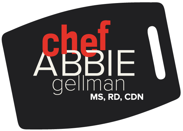 Chef Abbie Gellman MS, RD, CDN