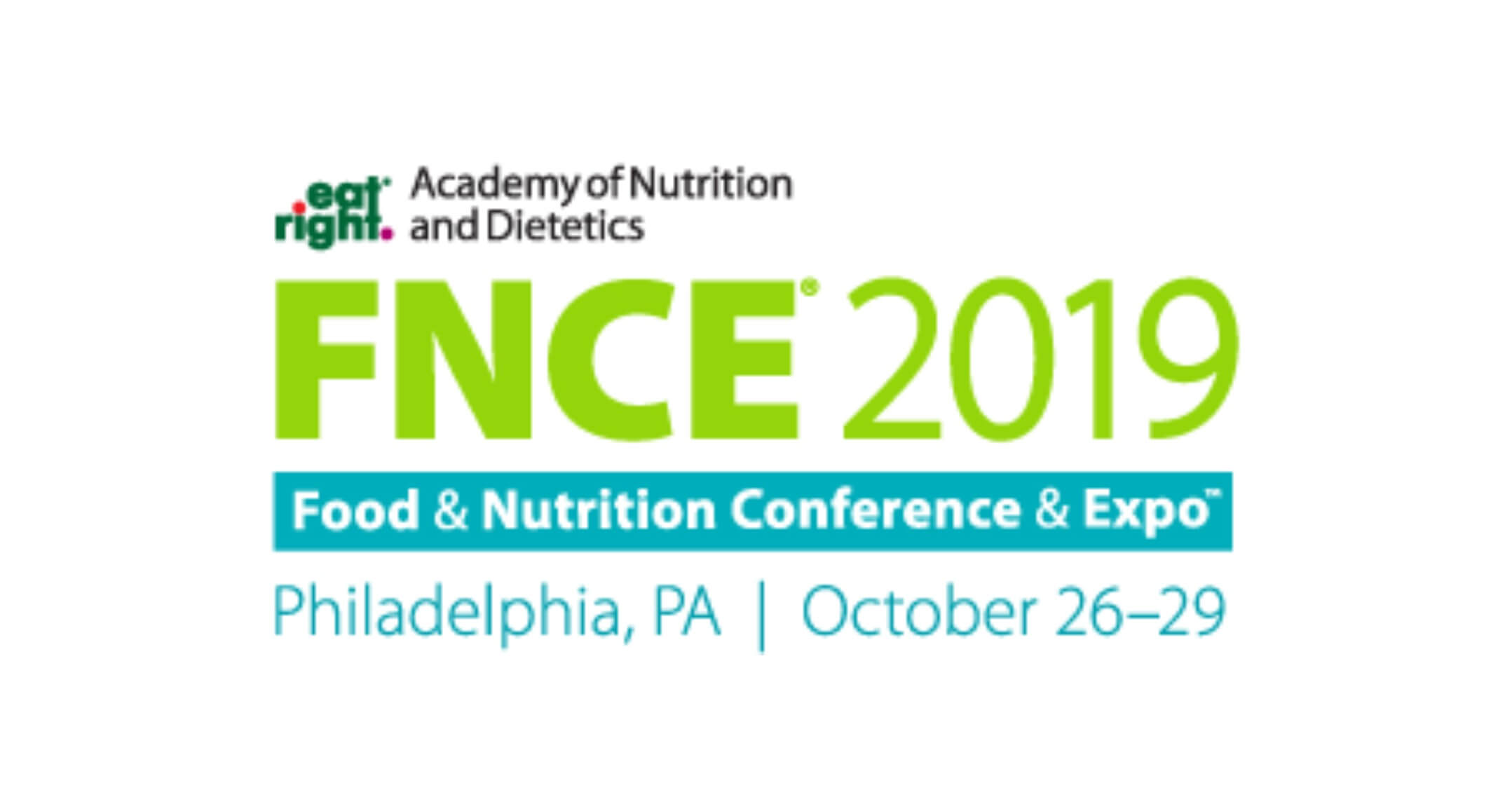 Food & Nutrition Conference & Expo 2019