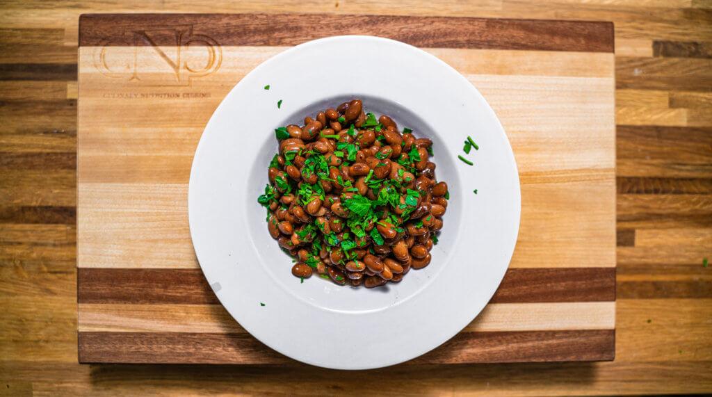 OverHead, Instant Pot Pinto Beans