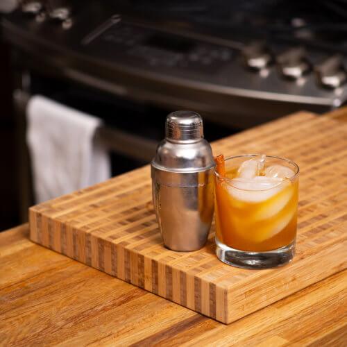 Thumbnail, Side Shot, Maple Whiskey Sour